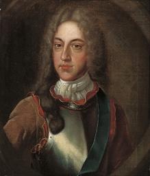 Portrait of James Francis Edwa