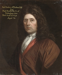 Portrait of Robert Hacker (165
