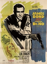 Dr No  James Bond 007 Contre Dr No