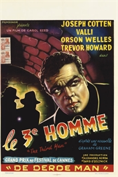 The Third Man  Le 3e Homme