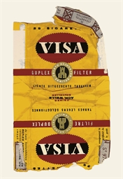 VISA, FROM FAG PACKETS