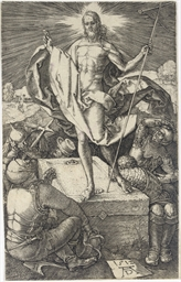 Resurrection, from the Engrave
