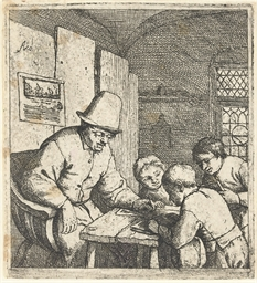 The Schoolmaster (B., Holl., G