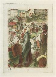 Marché de Gisors (rue Cappevil