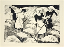 4. Kestner-Mappe: Aus Pommern, Eckart von Sydow - Verlag Ludwig Ey, Hannover, 1923 (Söhn 71304)