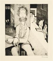 30 Radierungen zu Gerhart Hauptmanns Emanuel Quint, Gerhart Hauptmann Stiftung (?), 1927 (Hoh 488-517)