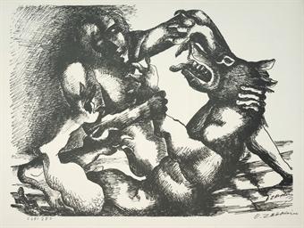 Euripides, Die Arbeiten des He