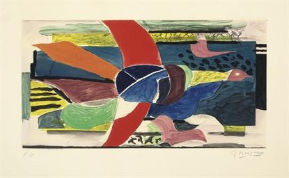 L'Oiseau multicolore (M. 1020)