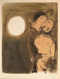 Couple en Ocre (M. 59)