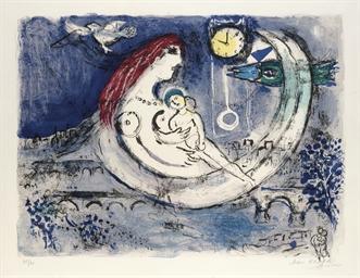 Paysage bleu (M. 221)