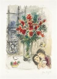 Les Fleurs rouges (M. 705)