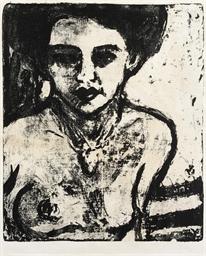 Artistenkind (Halbakt) (Dube L