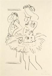 Danseuse au Miroir (D.-M. 492)