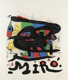 Miró Sculptures (M. 755)