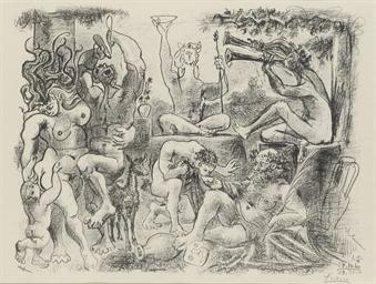 Hommage à Bacchus (B. 1006; M.
