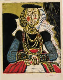 Buste de Femme, d'après Cranac
