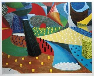 Second Detail, Snails Space, M