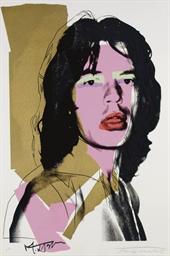 Mick Jagger (F. & S. II.143)