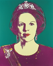 Queen Beatrix, from Reigning Q