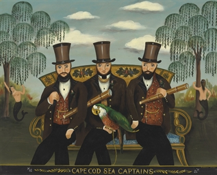 Cape Cod Sea Captains
