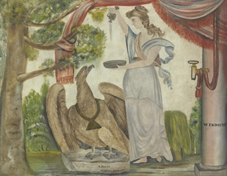 Allegory of the Masonic Virtue