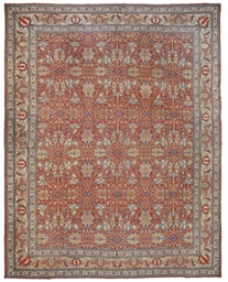 A LARGE BRITISH CARPET