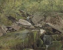 The Cascades, Pinkham Notch, Mount Washington