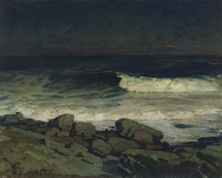 A Winter Coast, Moonlight