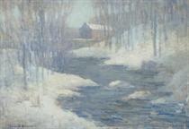 Winter Landsacpe