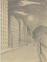 Moonlight on Fifth Avenue