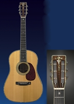 THE GENE AUTRY, STYLE D-45GA