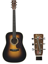 THE LUCINDA WILLIAMS, STYLE D-37W