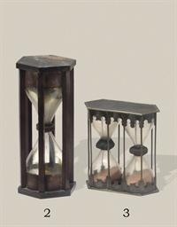 A double sandglass