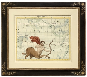 Celestial Maps from Atlas Coel