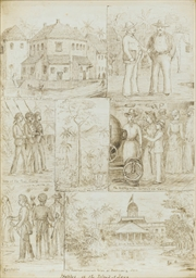 Sketches in the Island of Java