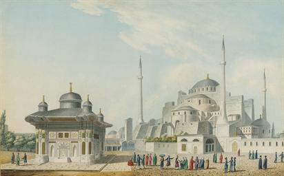 St Sophia, Constantinople
