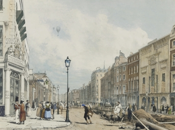 Piccadilly, looking towards th