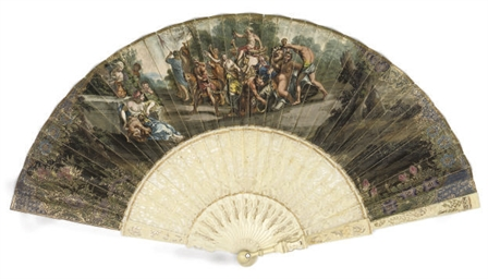 THE BACCHANALIA, A FAN