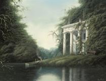The Doric House on the Bayou