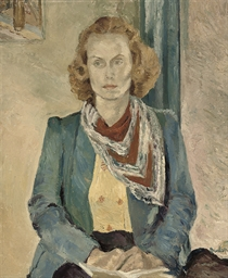Portrait of Rosalind Iden; 2 f