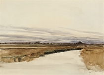 Saltmarsh (High Tide)