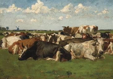 Koppe en koeien: amongst the c