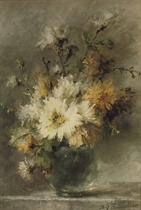 An autumnal bouquet