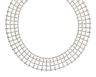 COLLIER DIAMANTS