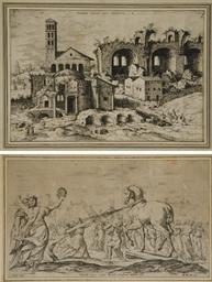 Ruinarum Templi Pacis, Prospec