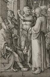 Le Christ devant le Grand Prêt