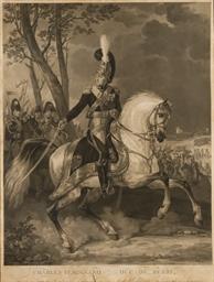 Charles Ferdinand, Duc de Berr