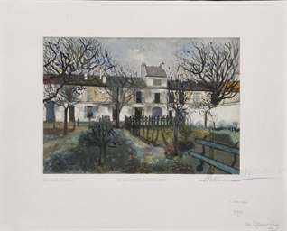 Le Jardin de Montmagny, de la