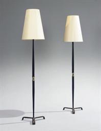 PAIRE DE LAMPADAIRES