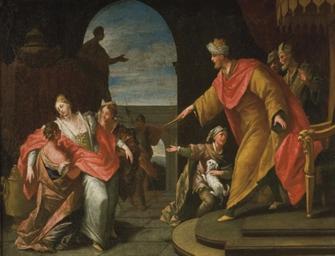L'évanouissement d'Esther deva